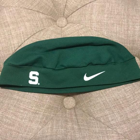 Nike Michigan State Spartans skull cap. M 5a6c1441b7f72bac10b497fd b44d09109c1